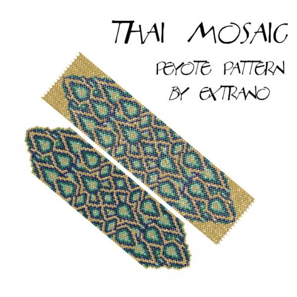 Thai Mosaic 0
