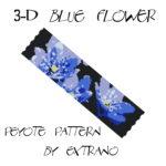 Blue Flower 0