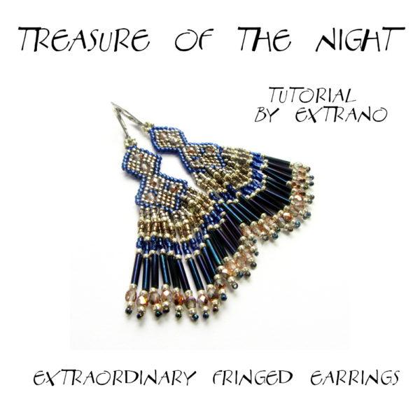 Instrukcja - Kolczyki - TREASURE OF THE NIGHT