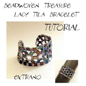 Instrukcja - Bransoletka - LACY TILA