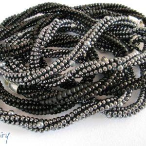 Sznur spiralny herringbone