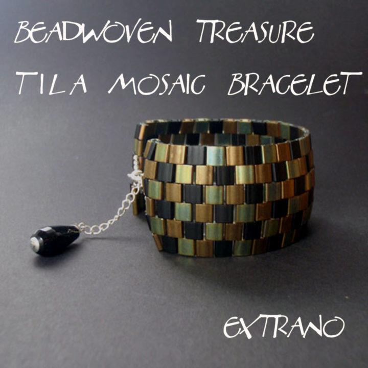 Bransoletka Tila Mosaic
