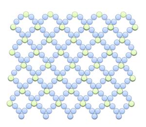 netting - schemat