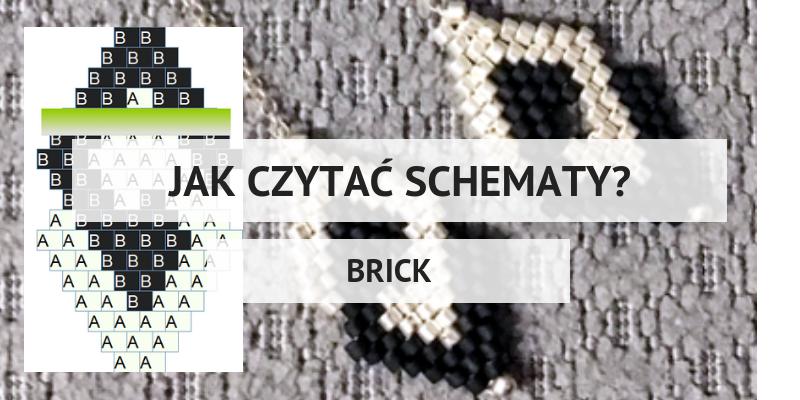 Czytanie wzorów - brick