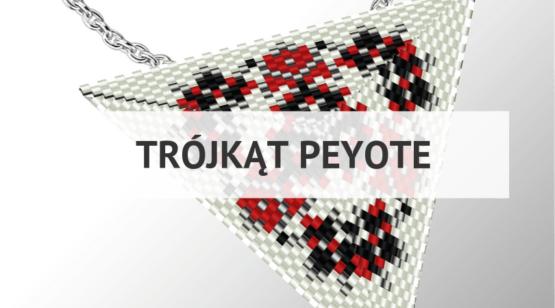 Wzory peyote- trójkąty